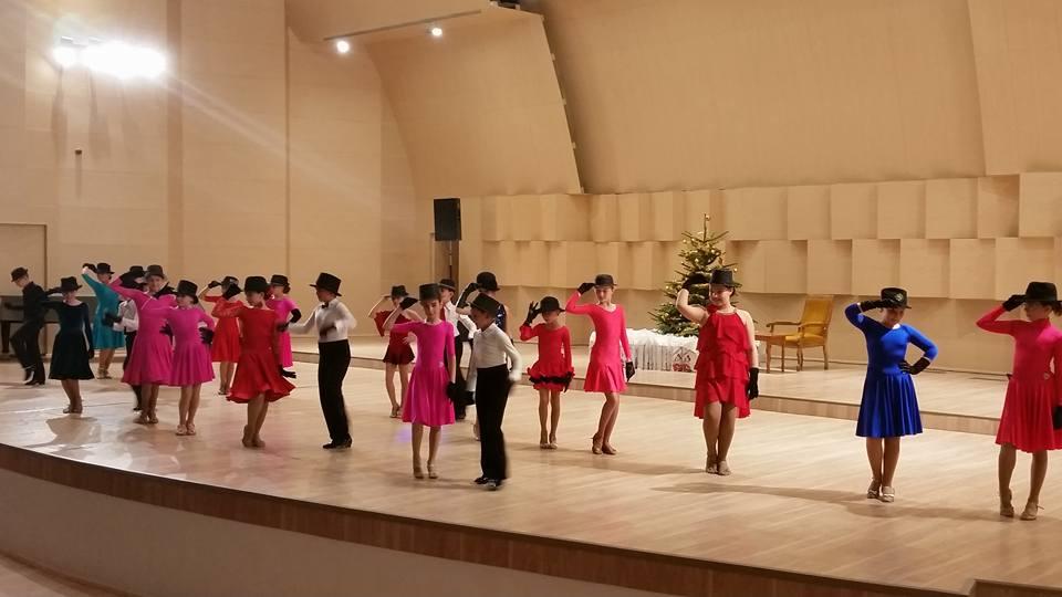 Copii Academia de Dans