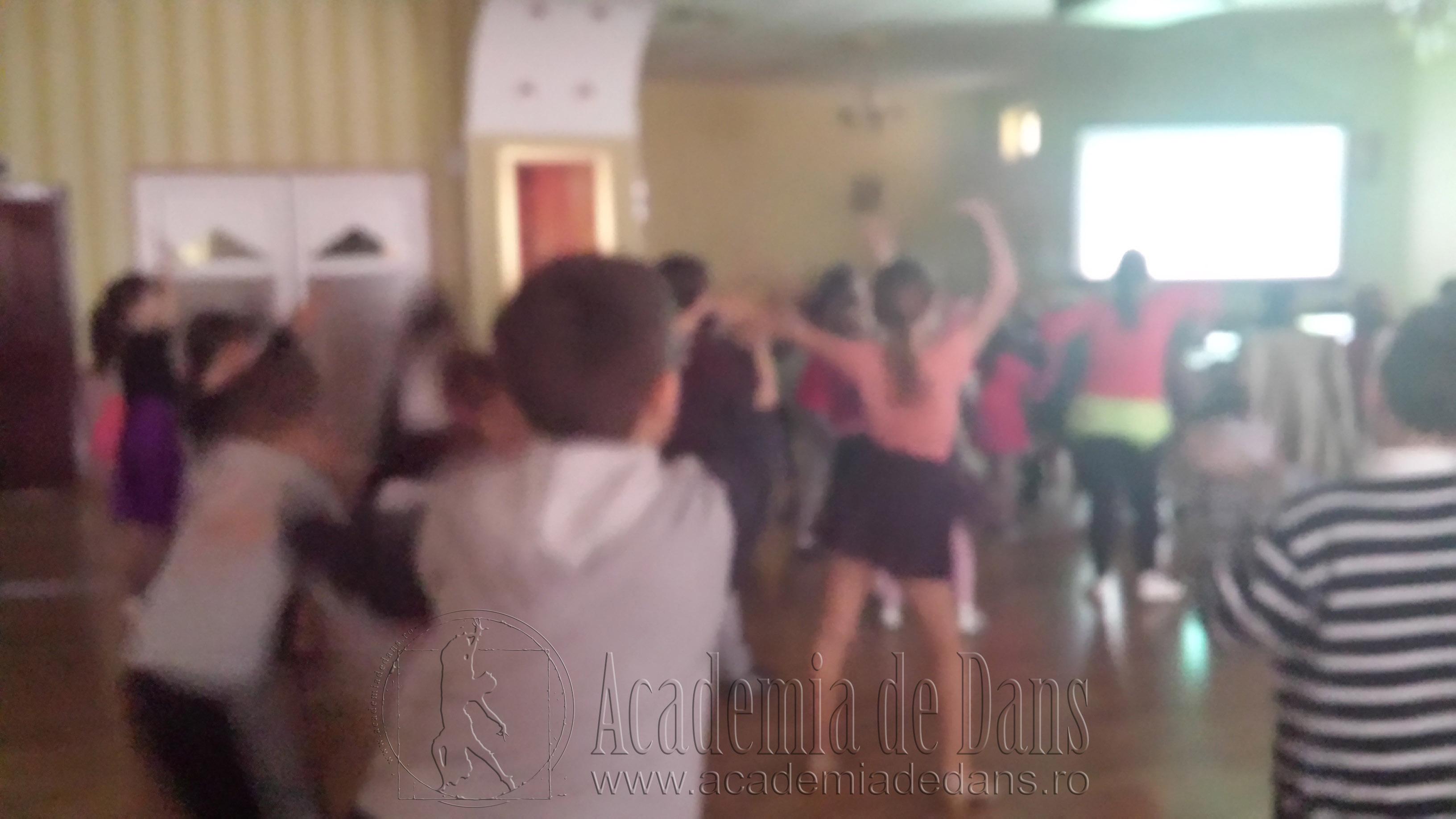 Copii Academiei de Dans