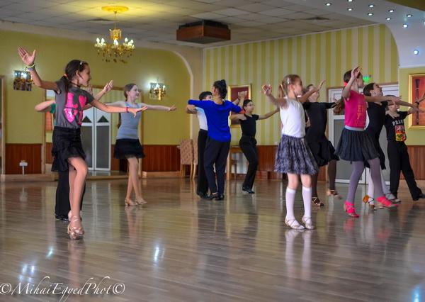 Sportivii Academiei de Dans