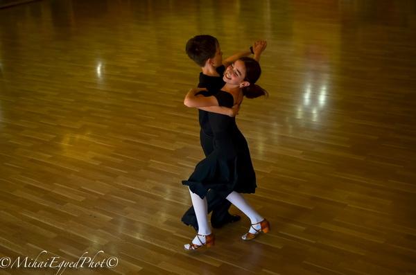 Anton Alexandru si Diana Enache