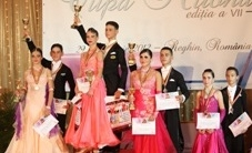 Editia a VI-a a Cupei Mirona- Perechea Dominick Valusescu- Raluca Popa