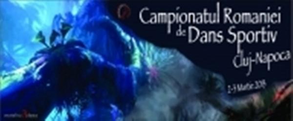 Campionatul National de Dans Sportiv 2013