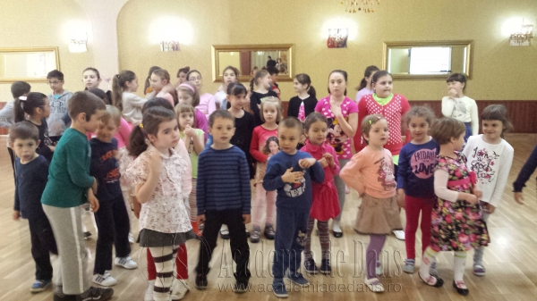 Kid's Dance Cinema 30.04.2015