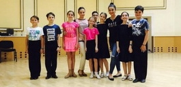 Our first Dance Academy Training Camp