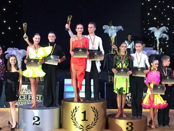 Campionatul National de Clase si WDSF DanceFest 5-6 octombrie 2019