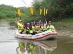 Academia de Dans la Rafting pe Olt