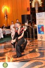 Bal de caritate Rotary 2014