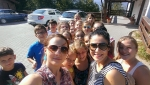 Cantonament Cheile Gradistei 1-4 septembrie 2015