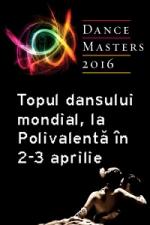 Dance Masters 2-3 aprilie 2016