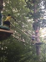 Antrenament la Parc Aventura 1.08.2016