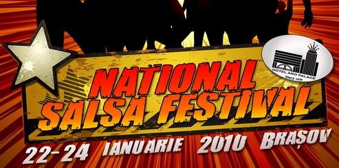 Festivalul National de Salsa