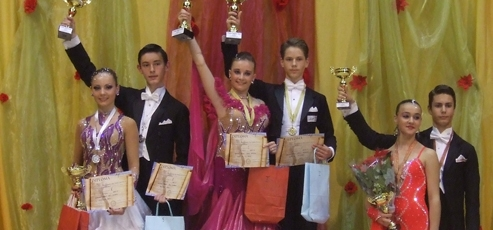 CUPA  Dance Art – Tg Mures