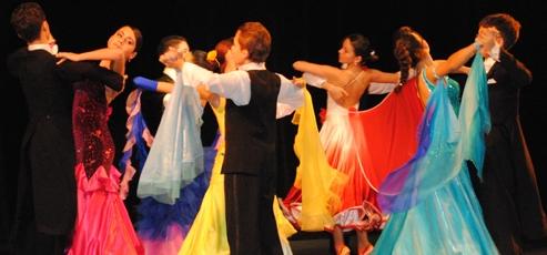 Academia de Dans de 1 Decembrie!