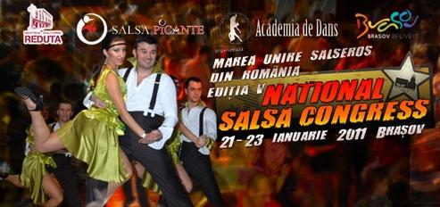 National Salsa Congress 2010