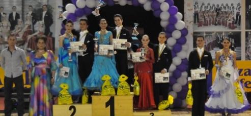 Cupa Dansul Florilor Pitesti, Cupa Happy Dance Buzau si Campionatul National de clase D si C, Bistrita