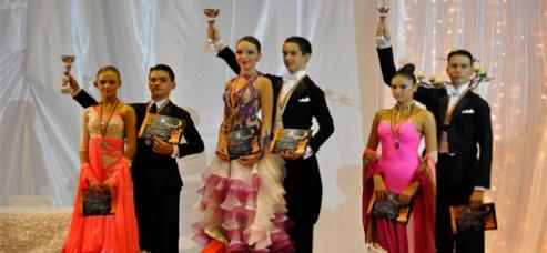 Cupa Stelele Dansului 2011