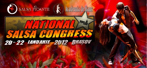 Congresul National de Salsa 2012