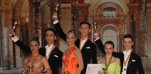 Cupa Valentina Dance