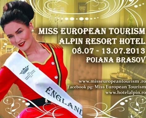 Miss European Tourism 2013