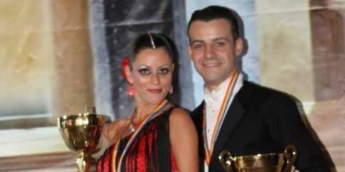 Academia de Dans  aduce titlul Uniunii Europene de 10 Dansuri la Brasov