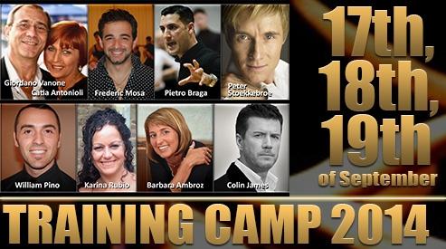 TRANSYLVANIAN TRAINING CAMP 2014