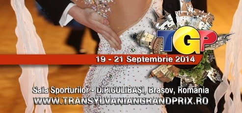 Transylvanian DanceSport Grand Prix