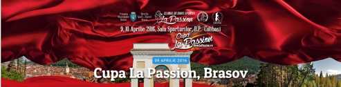 Cupa La Passion editia III 09 aprilie 2016