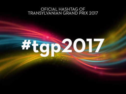 Don't forget to use our official Hashtag #tgp2017