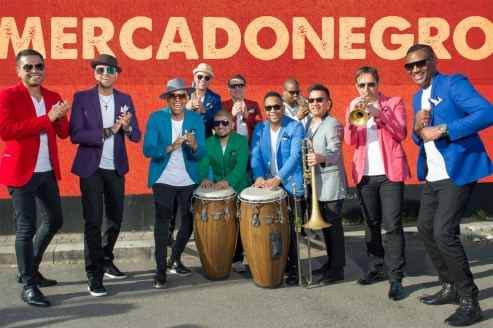 Mercadonegro & Frankie Morales